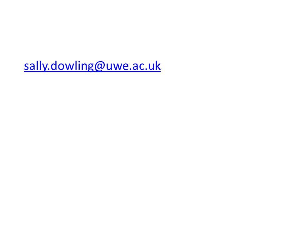 sally.dowling@uwe.ac.uk