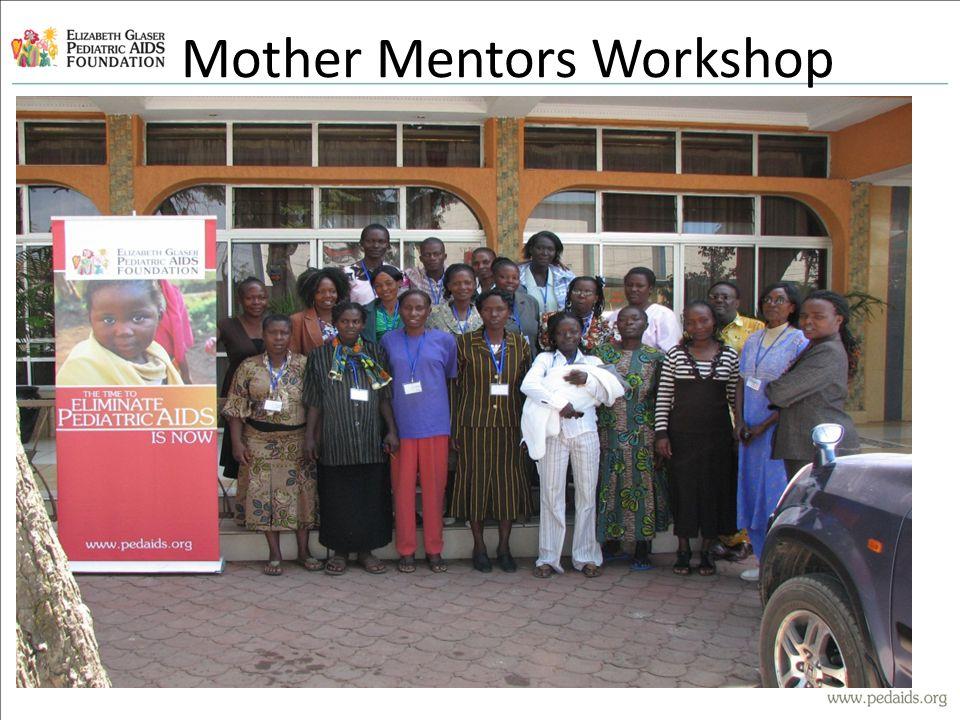 Mother Mentors Workshop