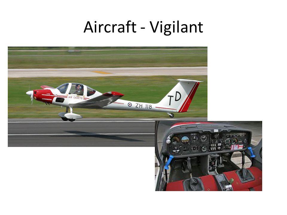 Aircraft - Vigilant