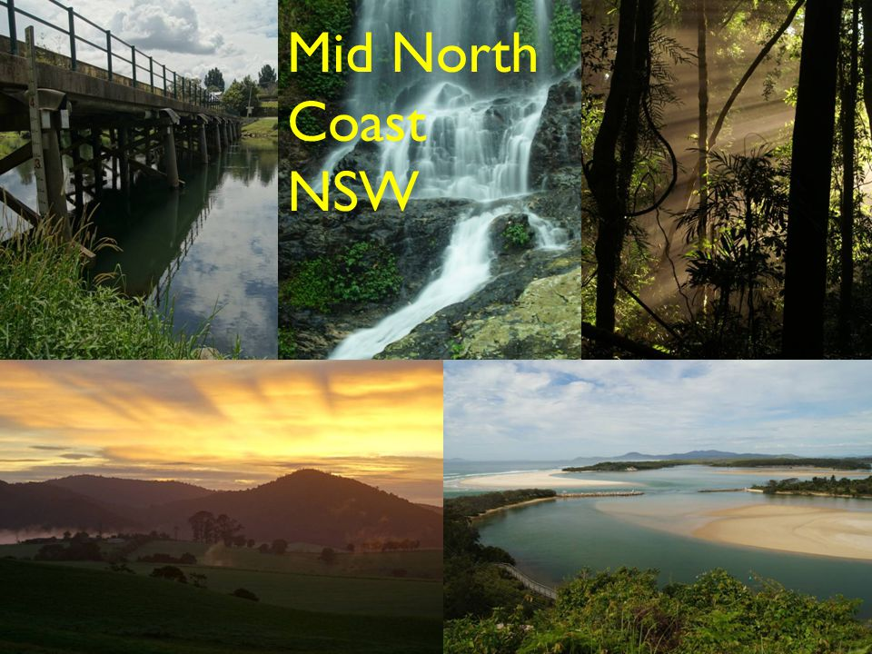 Mid North Coast NSW
