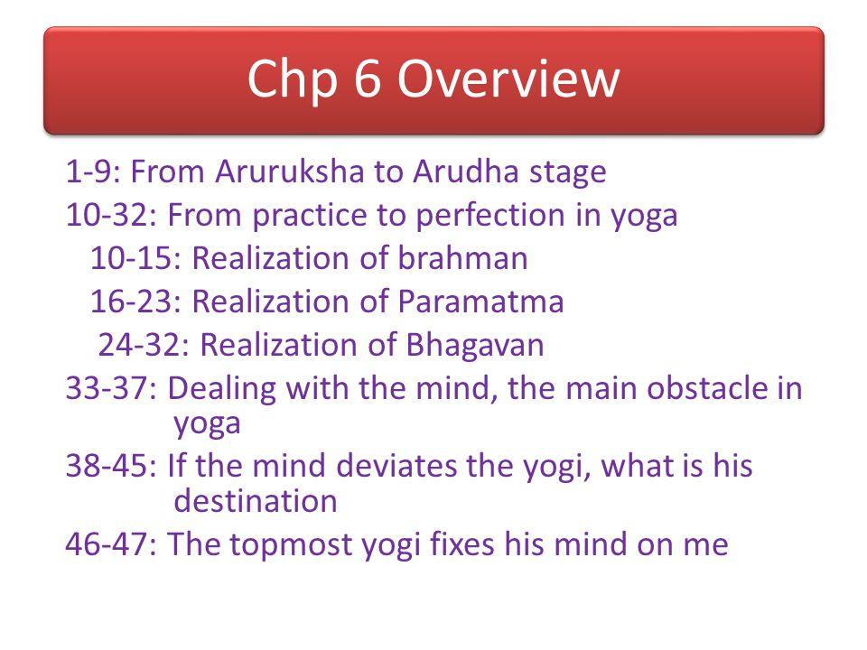 How inaction is difficult 1.Sankhya = Sannyasa 2.Karma-yoga = Yoga