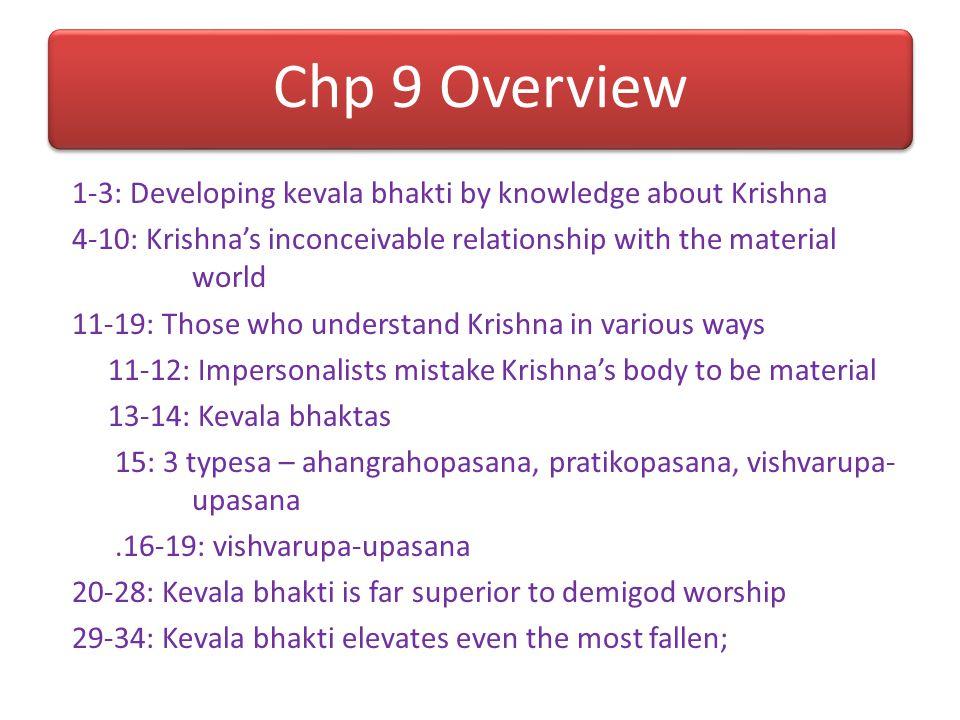 Yoga Ladder Karma kanda: 2.31-2.38; 3.10-16 Karma yoga > Karma kanda: 2.40-2.53 Karma yoga: 3.17-35; 4.19-24; 5.7-12 Karma yoga > Jnana yoga: 3.1-9; 5