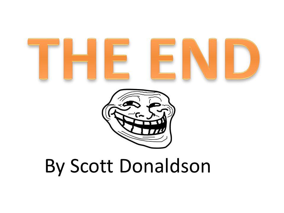 By Scott Donaldson