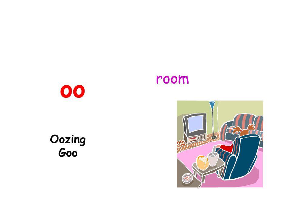 room Oozing Goo oo