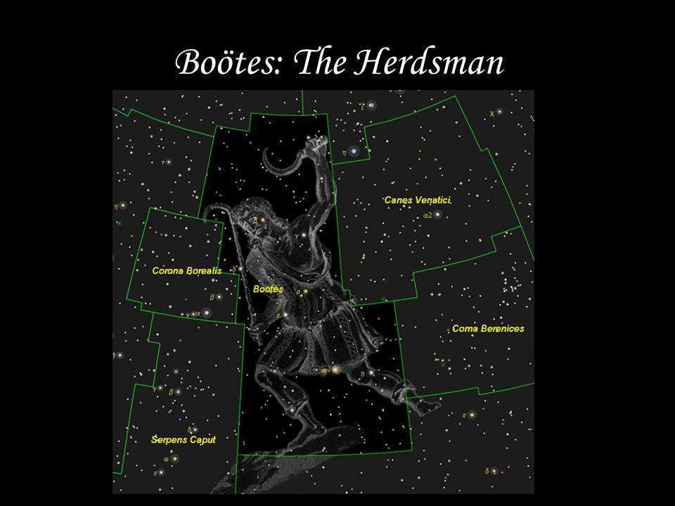 Boötes: The Herdsman