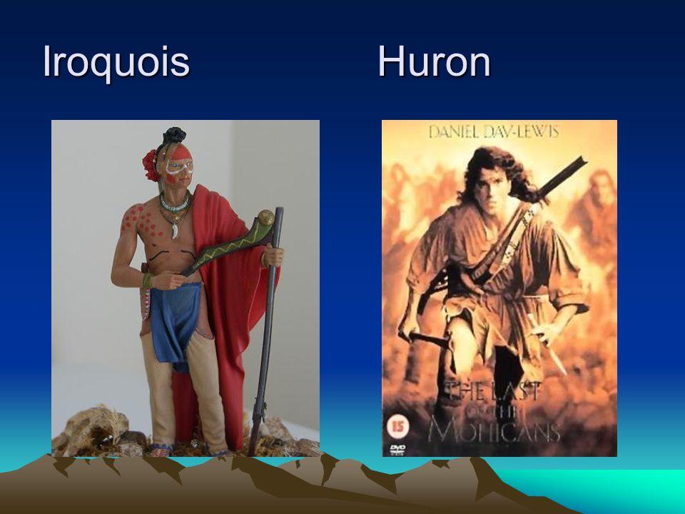 Iroquois Huron