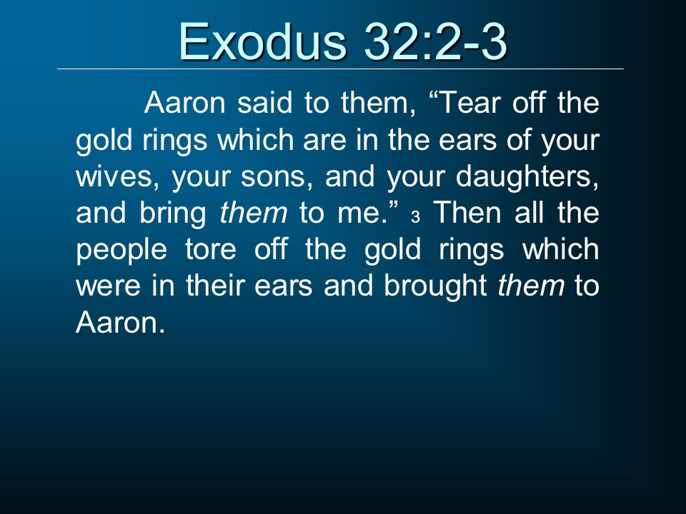 Exodus 34:4-5 So he cut out two stone tablets like the former ones, and Moses rose up early in the morning and went up to Mount Sinai, as the LORD had commanded him, and he took two stone tablets in his hand.