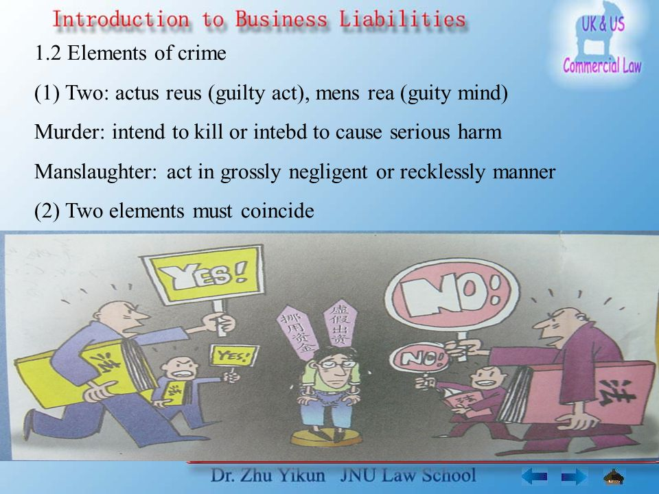 7 Tort liability (1) Foreseeability and causation are important limitations on extent of tort liability.
