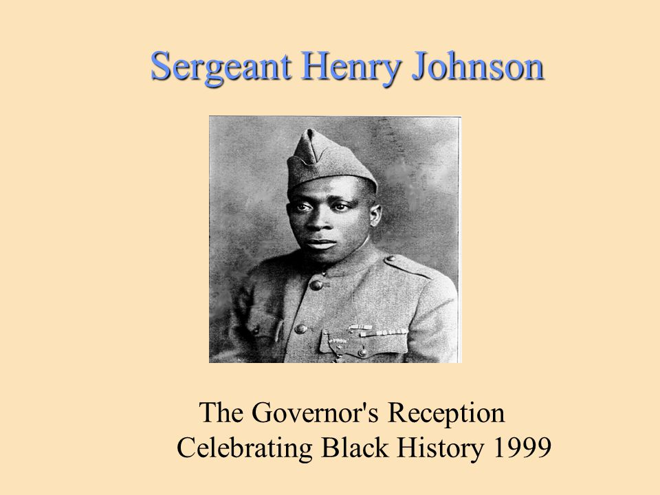 Status of the Medal of Honor for Henry Johnson In 1998 after a protracted struggle to exempt Sergeant Johnson from the statute of limitations on filing for an award, the New York National Guard, filed a recommendation for the Medal of Honor.