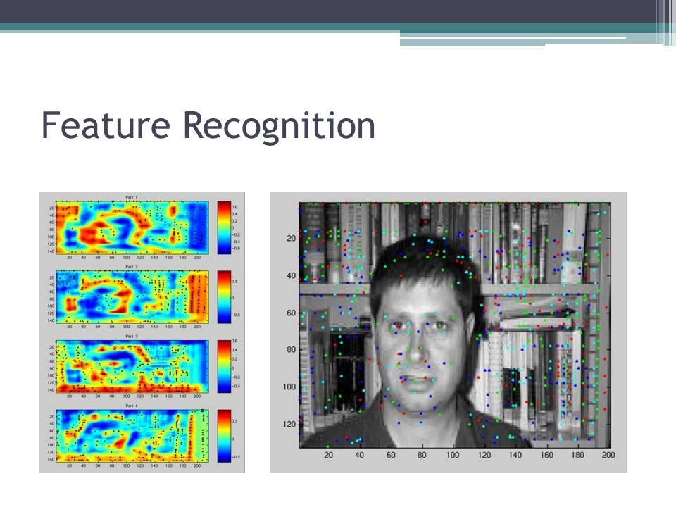 Feature Recognition
