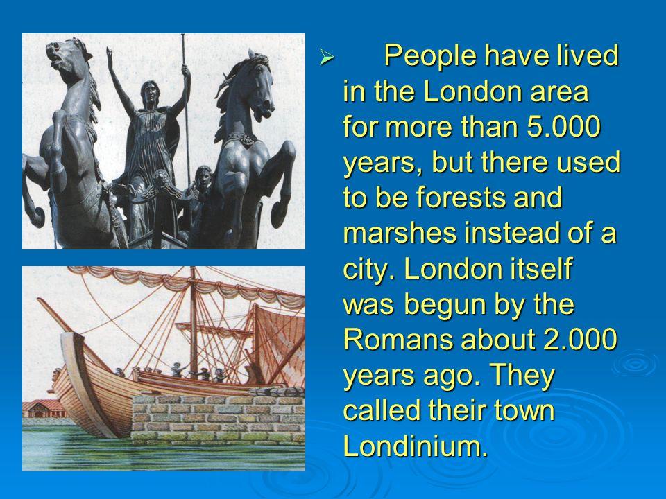 Medieval London.