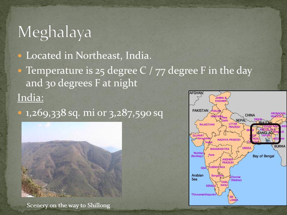 Meghalaya,India By: Sonoka