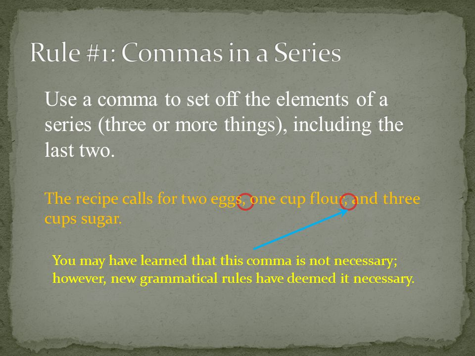 Use a comma and a coordinating conjunction (for, and, nor, but, or, yet, so) to separate two independent clauses.