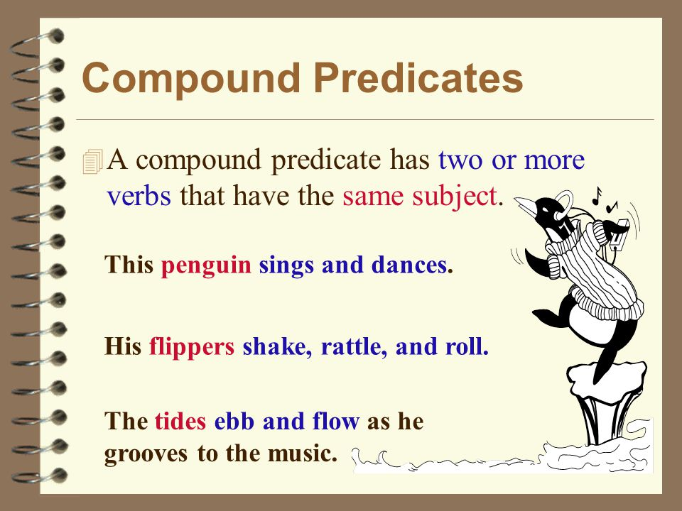 Conjunctions 4 Conjunctions are connecting words.