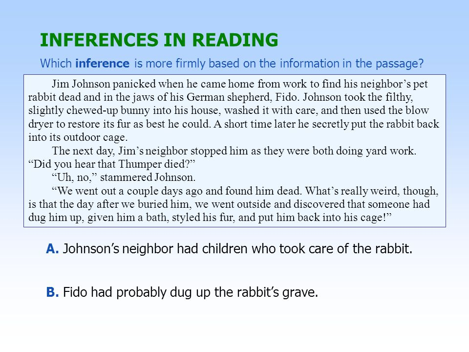 INFERENCES IN LITERATURE Creative writers often use comparisons known as figures of speech to imply their meanings.