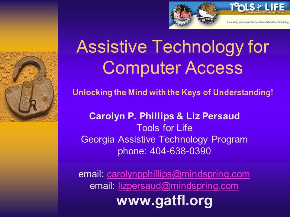 Technology gives me hope & I need a lot of Hope! ~ Earnestine