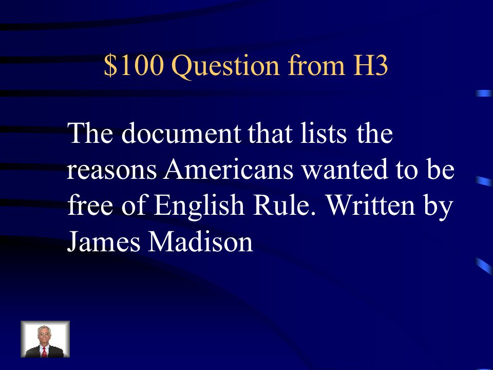 $500 Answer from H2 What are the Coercive Acts or Intolerable Acts