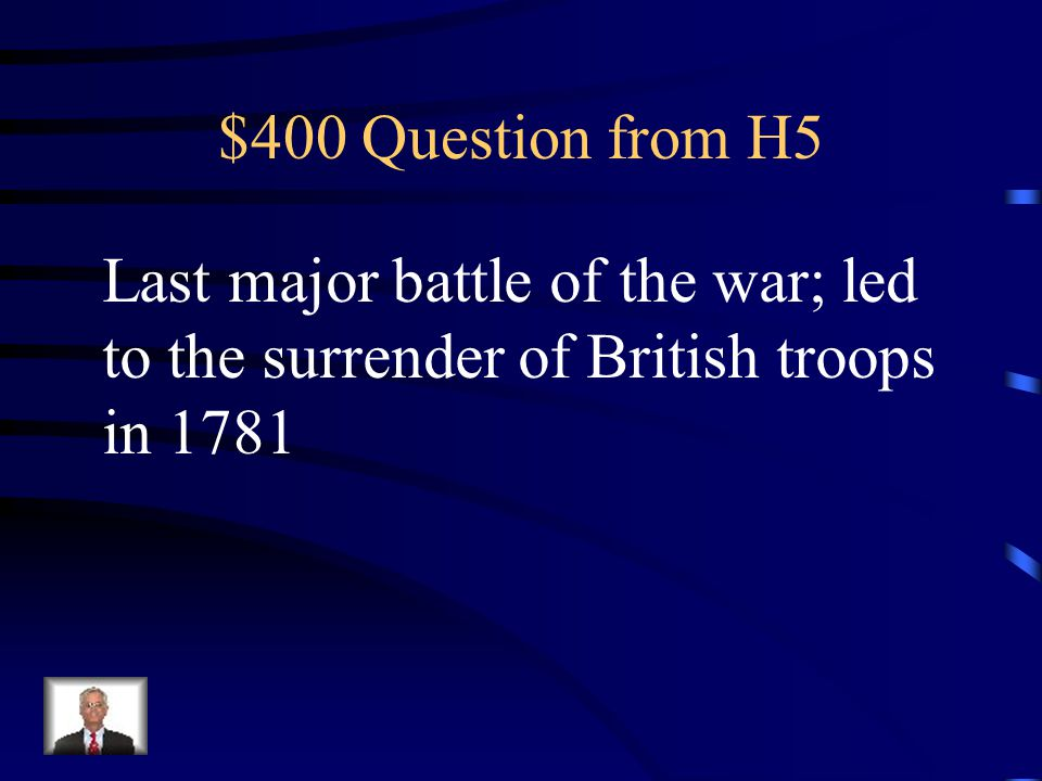$300 Answer from H5 What is the Battle of Lexington