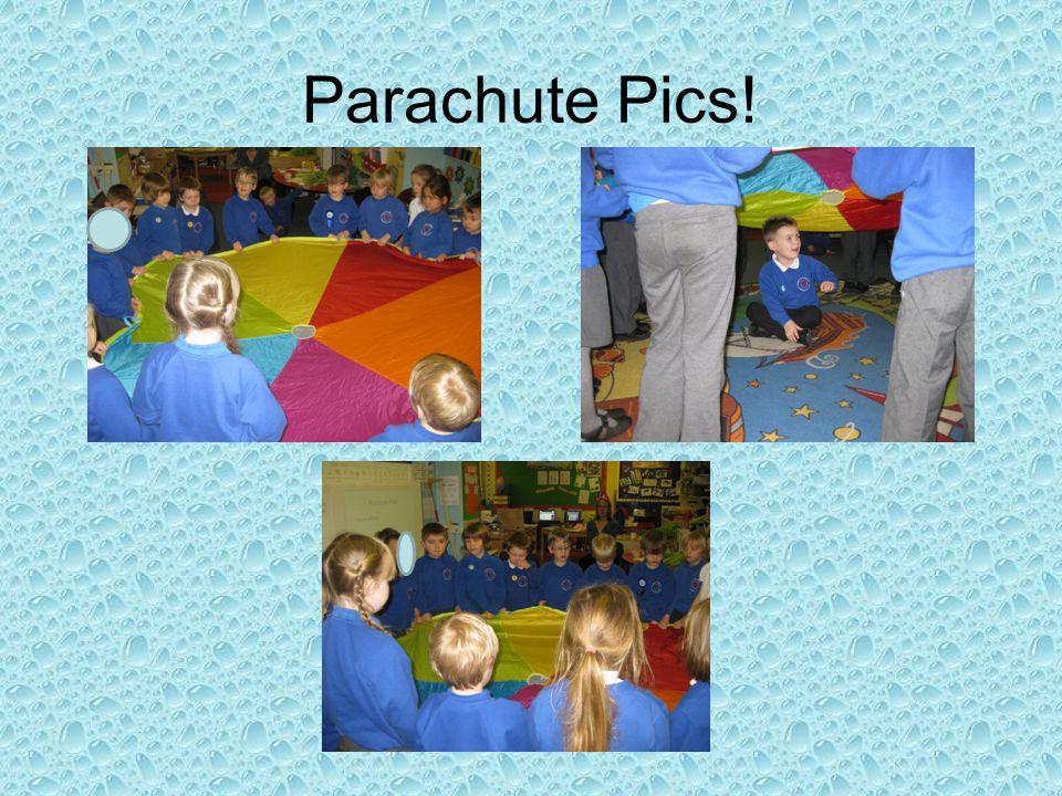 Parachute Pics!