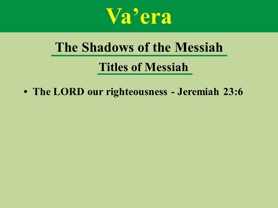 I am the Lord Exodus 6:2 God spoke further to Moses and said to him, I am the LORD. Jeremiah 31:43 They will not teach again, each man his neighbor and each man his brother, saying, Know the LORD: for they will all know Me, from the least of them to the greatest of them.