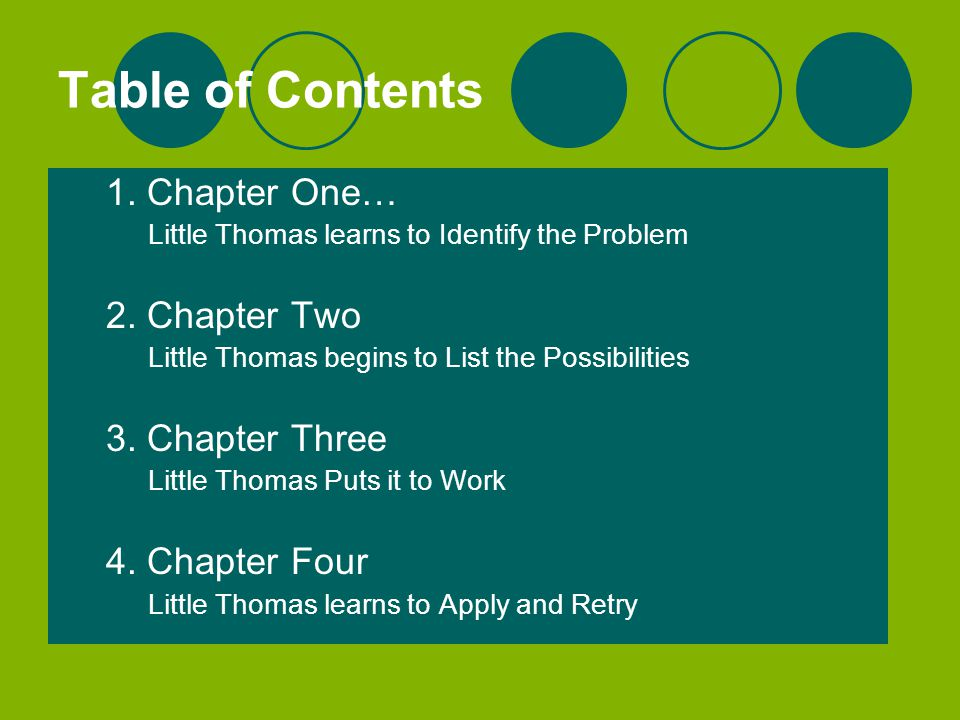 Little Thomas's Big Problem A Choose Your Own Adventure Story About Problem Solving By