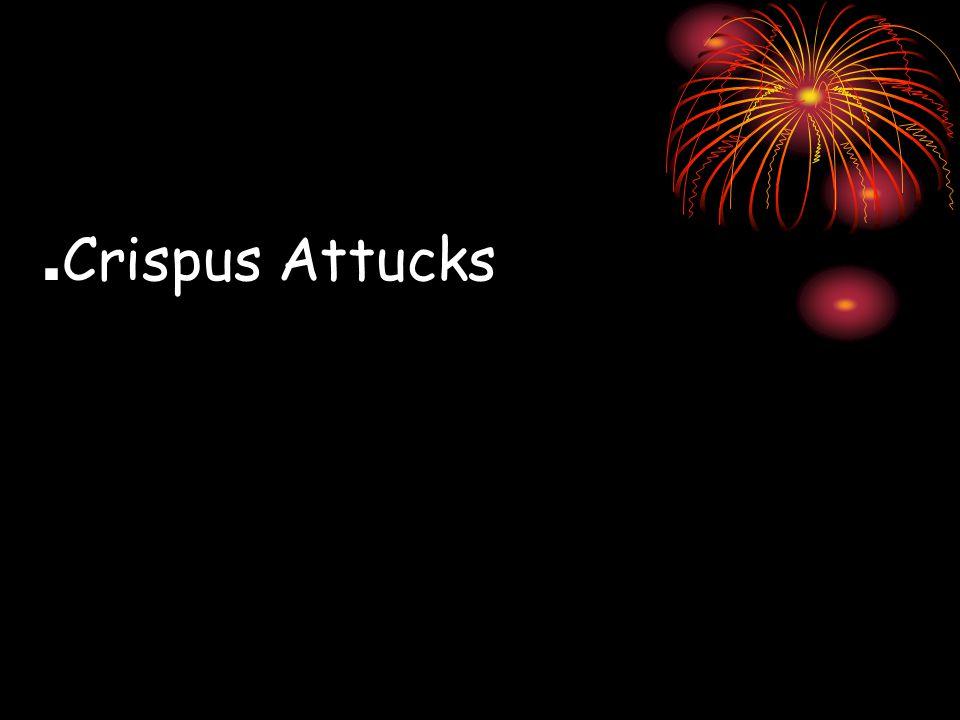 . Crispus Attucks