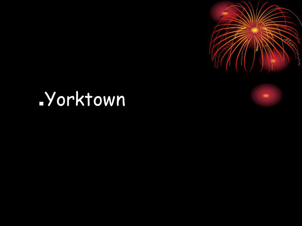 . Yorktown