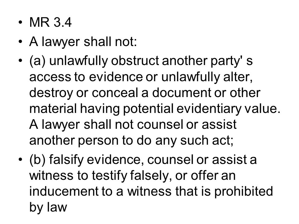 MC DR 4-101(A) Confidence refers to information protected by the attorney-client privilege under applicable law, and secret refers to other information gained in the professional relationship that the client has requested be held inviolate or the disclosure of which would be embarrassing or would be likely to be detrimental to the client.