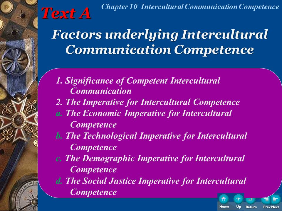 Why do we need intercultural competence in modern society.