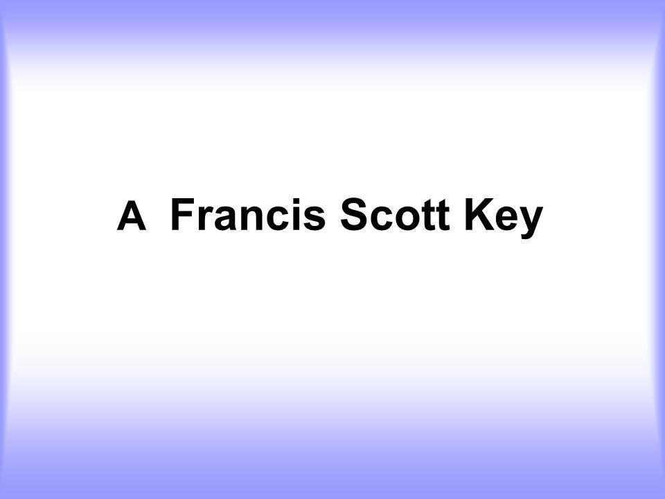 A Francis Scott Key