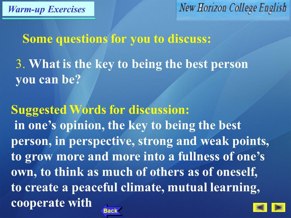 Exercises — Translation P.81 1.