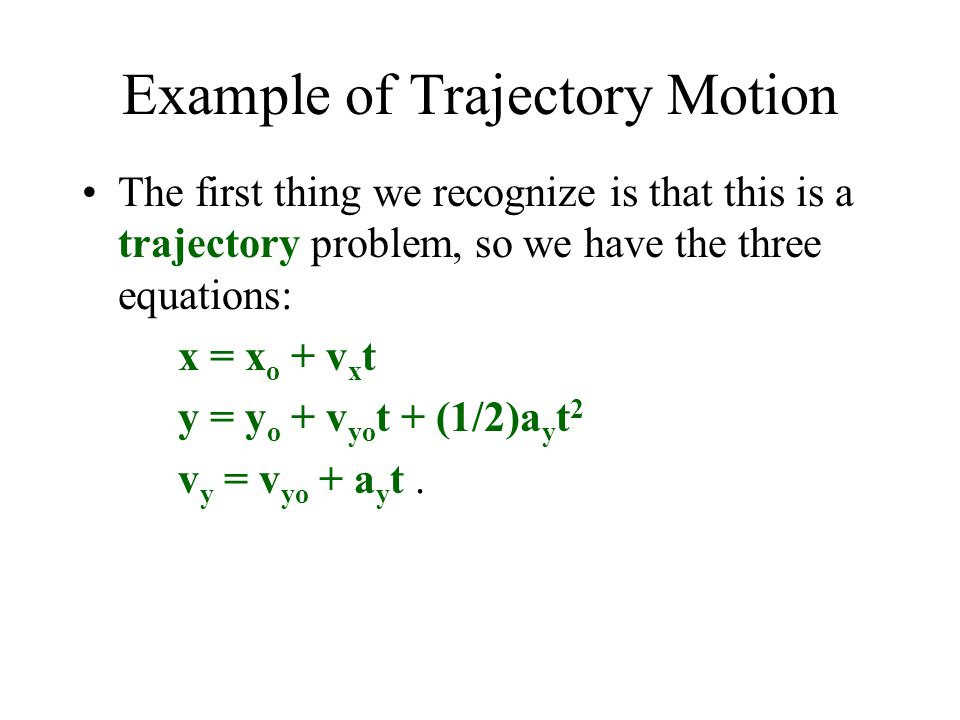 Example, cont.v  = r  a r  r   f =  and  T = 1/f.