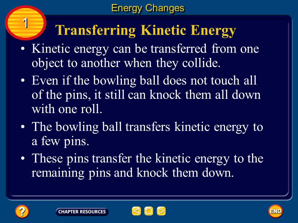 Kinetic energy also depends on speed.