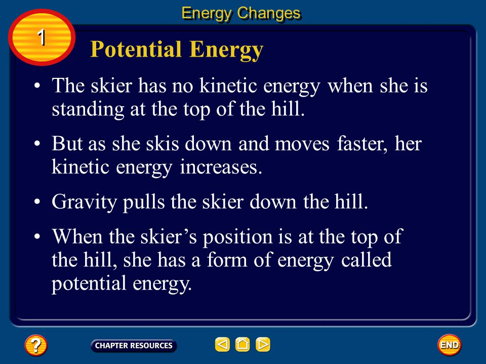 Kinetic energy can be transferred from one object to another when they collide.