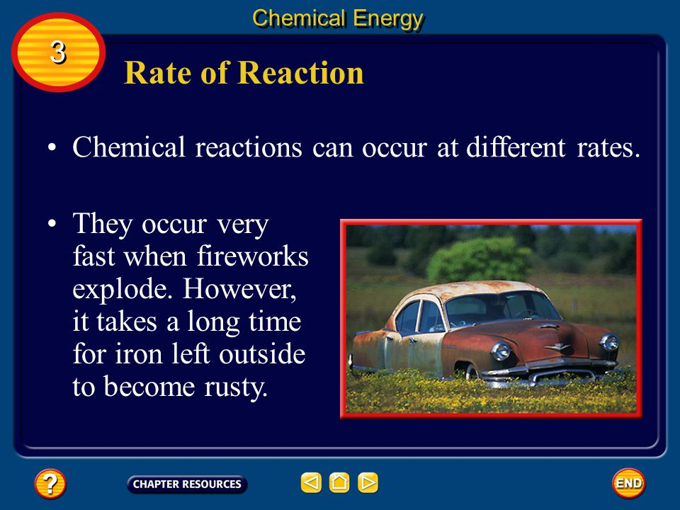 Energy-Releasing Reactions When a substance burns, atoms in the substance combine with oxygen atoms in the air.