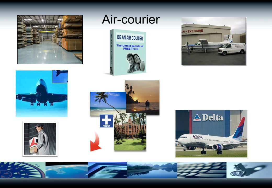 Background Information: Something about air-courier