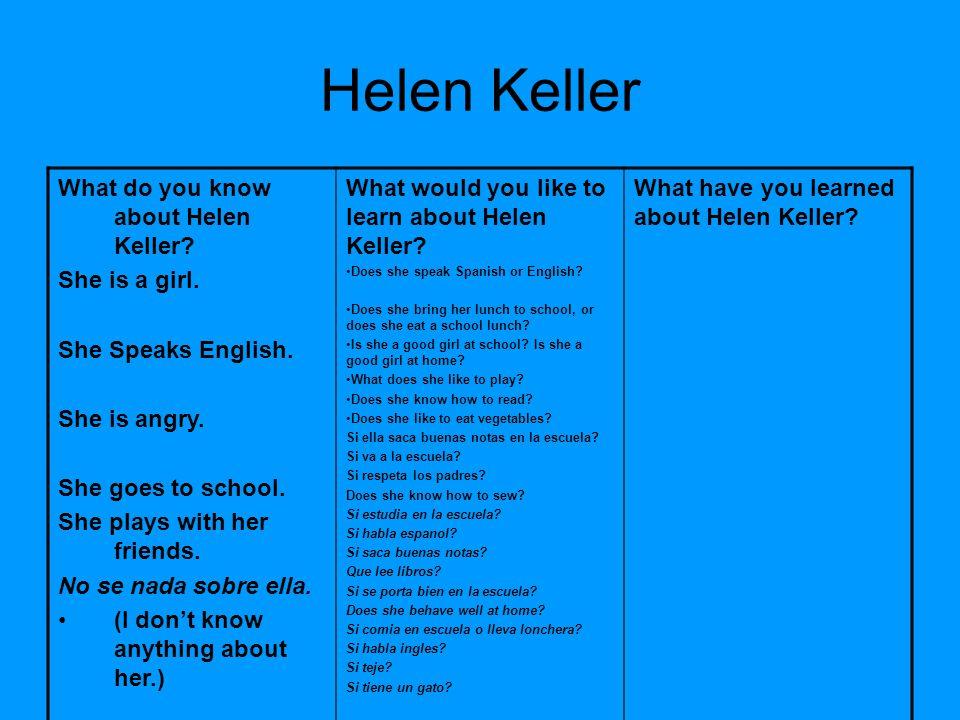 Helen's Legacy