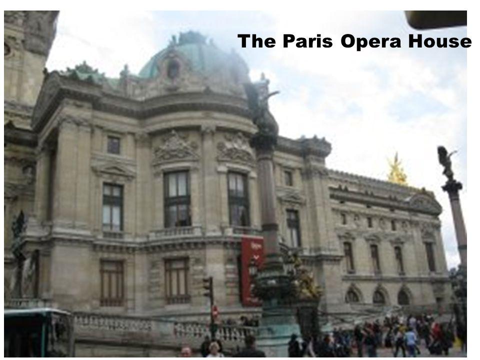 The British Opera House