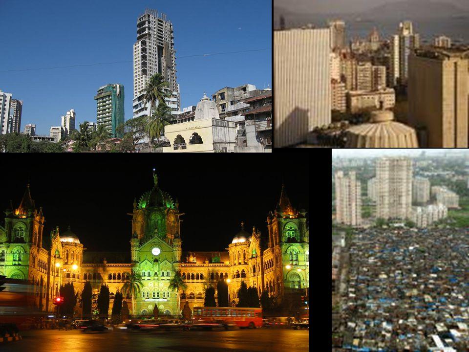 Modern Mumbai