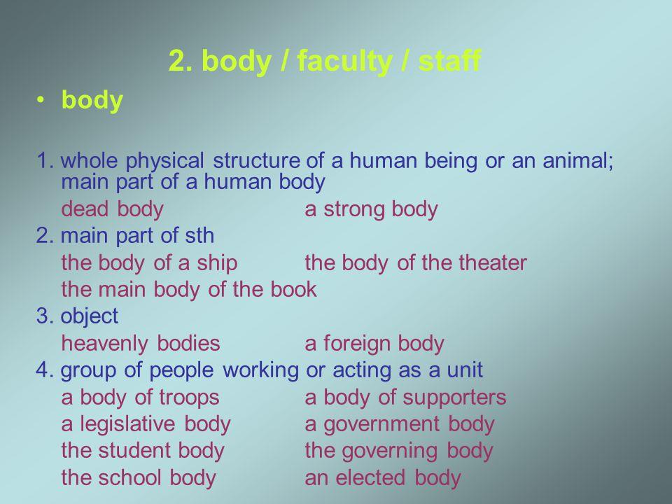 body 1.