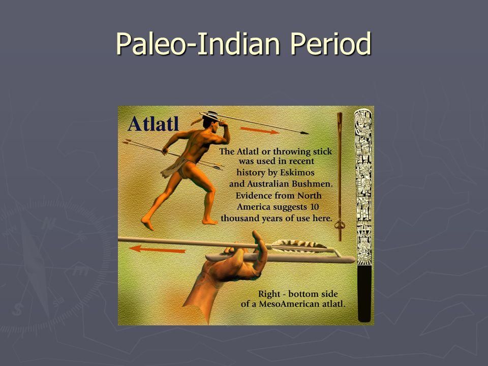 Paleo-Indian Period