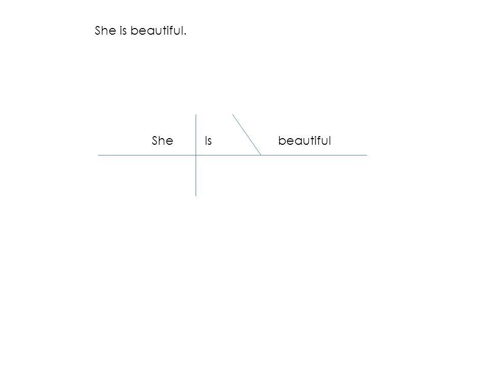 SheIsbeautiful She is beautiful.