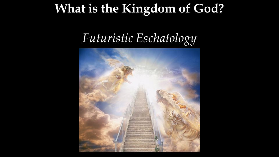What is the Kingdom of God? Futuristic Eschatology