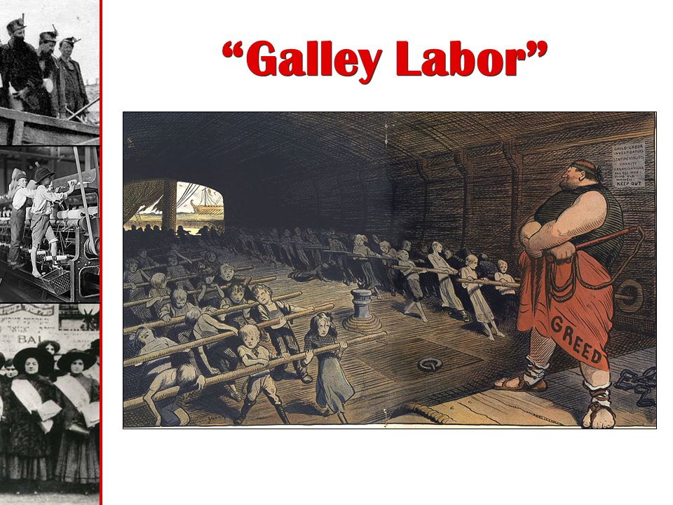 Galley Labor