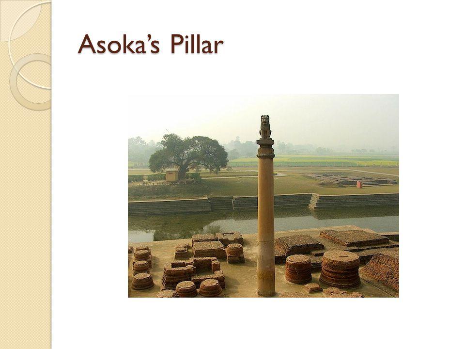 Asoka's Pillar