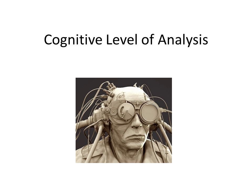 CLA Studies cognition All mental processes involved in attention, perception, memory decision making, problem solving and language.