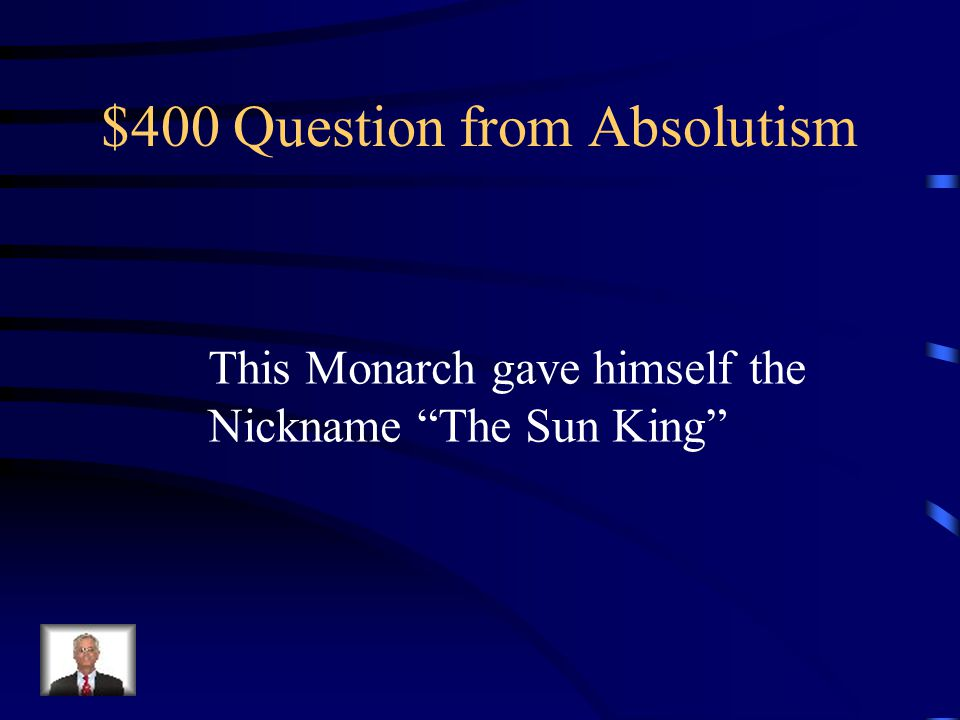 $300 Answer What is a Constitutional Monarchy