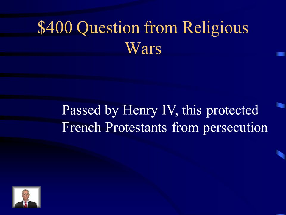 $400 Question from Enlightenment This was the greatest impact of Denis Diderot's Encyclopedia
