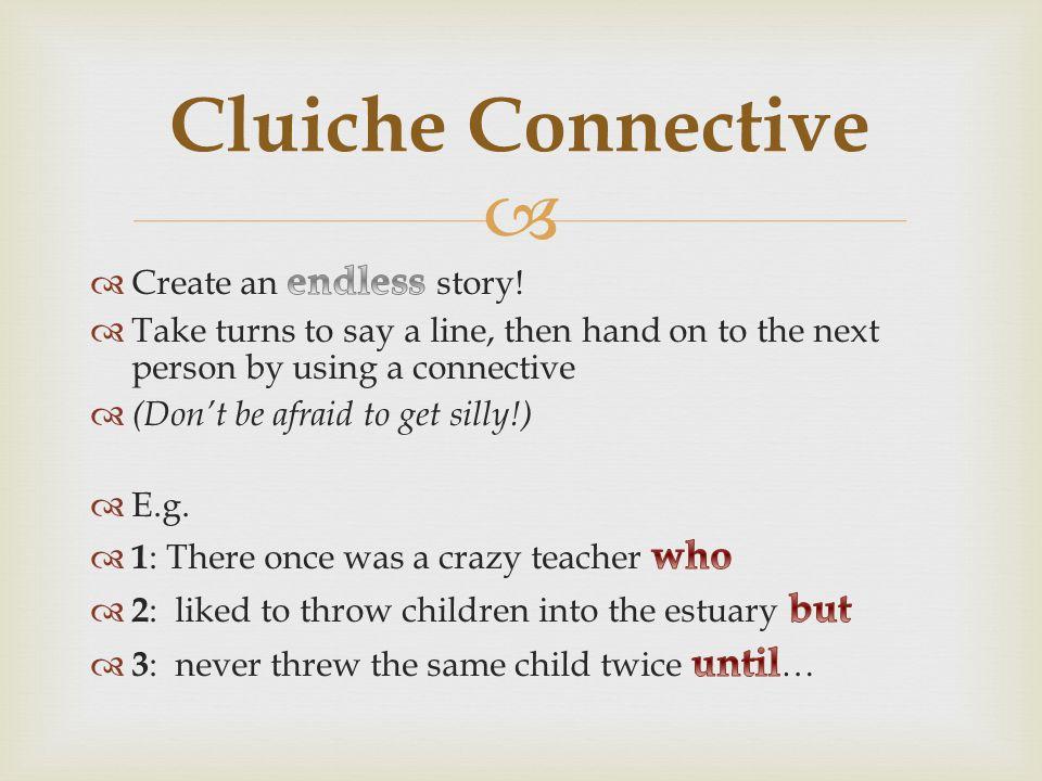  Cluiche Connective