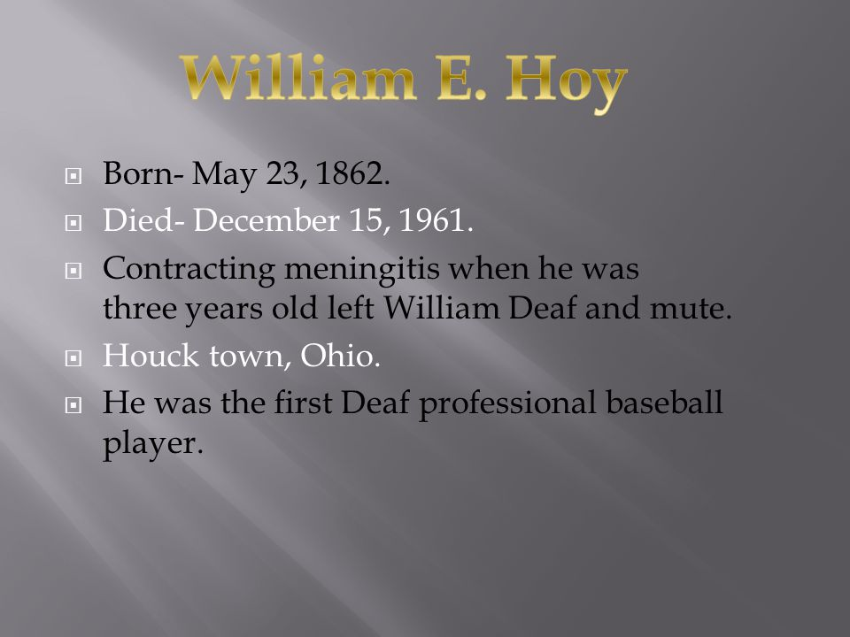  Born- May 23, 1862.  Died- December 15, 1961.